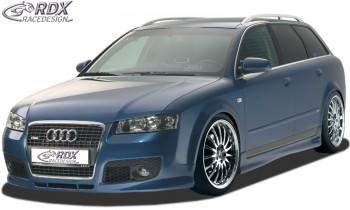 """RDX Motorhaubenverlängerung Audi A4 B6 8E """"SingleFrame"""" Böser Blick"""