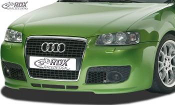 "RDX Motorhaubenverlängerung Audi A3 8L ""SingleFrame"" Böser Blick"