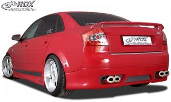 """RDX Heckansatz Audi A4 B6 8E Limousine """"GT-Race"""" Heckschürze Heck"""