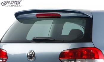 RDX Heckspoiler für VW Golf 6 (große Version) Dachspoiler Spoiler