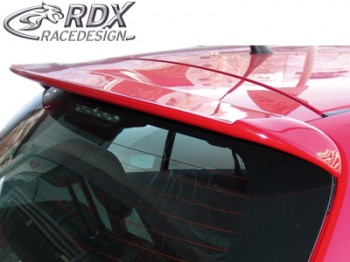 RDX Heckspoiler TOYOTA Yaris P9 2005-2011 Dachspoiler Spoiler