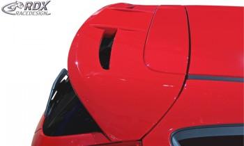 """RDX Heckspoiler FORD Fiesta MK7 JA8 JR8 (2008-2012 & Facelift 2012+) """"RST-Look"""" Dachspoiler Spoiler"""