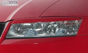 RDX Scheinwerferblenden für FIAT Stilo Böser Blick