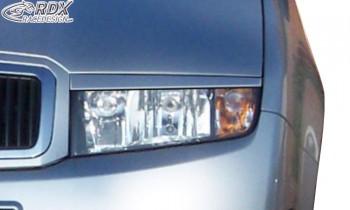 RDX Scheinwerferblenden Skoda Fabia 1 (6Y) Böser Blick