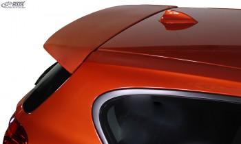 RDX Heckspoiler BMW 1er F20 / F21 Limousine Dachspoiler Spoiler