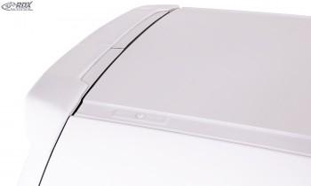 RDX Heckspoiler CITROEN Berlingo 2008-2018 (Typ 7) / PEUGEOT Partner 2008-2018 (Typ 7) mit Flügeltüren Dachspoiler Spoiler Flügeltürer