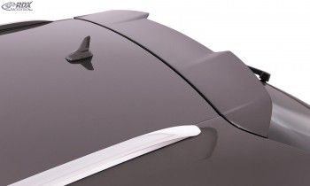 RDX Roof Spoiler for AUDI A4 B8, B81, 8K Avant / StationWagon (2008-2015) Rear Wing Trunk Spoiler