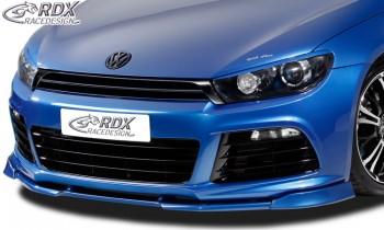 RDX Frontspoiler VARIO-X VW Scirocco 3 R (2009-2014) Frontlippe Front Ansatz Vorne Spoilerlippe