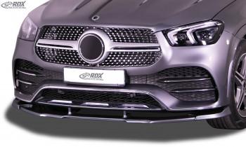 RDX Frontspoiler VARIO-X für MERCEDES GLE AMG-Line V167 (2019+) Frontlippe Front Ansatz Vorne Spoilerlippe