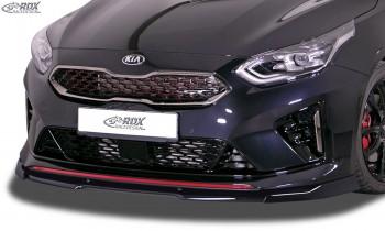 RDX Front Spoiler VARIO-X for KIA Ceed & ProCeed GT / GT-Line (CD) Front Lip Splitter
