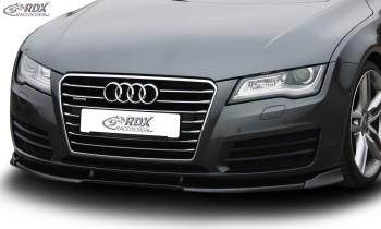 RDX Frontspoiler VARIO-X für AUDI A7 2010-2014 Frontlippe Front Ansatz Vorne Spoilerlippe