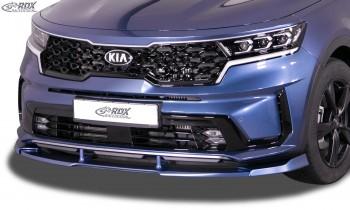 RDX Front Spoiler VARIO-X for KIA Sorento MQ4 (2020+) Front Lip Splitter