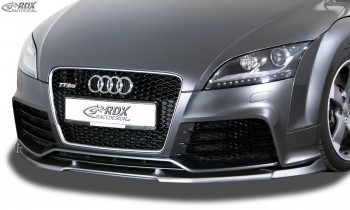 RDX Frontspoiler VARIO-X AUDI TT RS 8J Frontlippe Front Ansatz Vorne Spoilerlippe