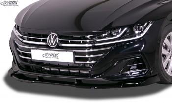 RDX Frontspoiler VARIO-X für VW Arteon R-Line (2020+) Frontlippe Front Ansatz Vorne Spoilerlippe