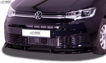 RDX Frontspoiler VARIO-X für VW Caddy SK/SKN (2020+) Frontlippe Front Ansatz Vorne Spoilerlippe