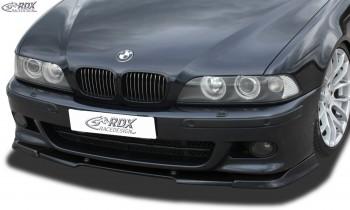 RDX Frontspoiler VARIO-X BMW 5er E39 M5 bzw. M-Technik Frontstoßstange Frontlippe Front Ansatz Vorne Spoilerlippe
