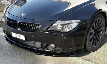 RDX Frontspoiler VARIO-X BMW 6er E63 / E64 -2007 Frontlippe Front Ansatz Vorne Spoilerlippe