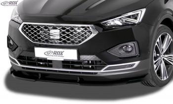 RDX Frontspoiler VARIO-X SEAT Tarraco Frontlippe Front Ansatz Vorne Spoilerlippe