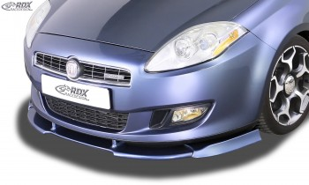 RDX Frontspoiler VARIO-X für FIAT Bravo (198) 2007-2014 Frontlippe Front Ansatz Vorne Spoilerlippe
