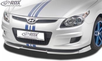 RDX Frontspoiler VARIO-X HYUNDAI i30 FD/FDH 2007-2010 Frontlippe Front Ansatz Vorne Spoilerlippe