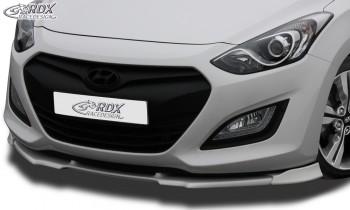 RDX Frontspoiler VARIO-X HYUNDAI i30 GD 2012+ Frontlippe Front Ansatz Vorne Spoilerlippe