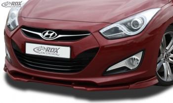 RDX Frontspoiler VARIO-X HYUNDAI i40 (-2015) Frontlippe Front Ansatz Vorne Spoilerlippe