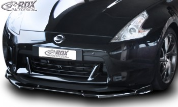 RDX Frontspoiler VARIO-X NISSAN 370 Z -2012 Frontlippe Front Ansatz Vorne Spoilerlippe