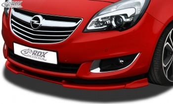 RDX Frontspoiler VARIO-X OPEL Meriva B 2013+ Frontlippe Front Ansatz Vorne Spoilerlippe