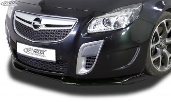 RDX Frontspoiler VARIO-X OPEL Insignia OPC (-2013) (Passend an OPC bzw. Fahrzeuge mit OPC Frontstoßstange) Frontlippe Front Ansatz Vorne Spoilerlippe