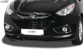 RDX Frontspoiler VARIO-X HYUNDAI iX35 2009-2016 Frontlippe Front Ansatz Vorne Spoilerlippe