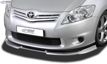 RDX Frontspoiler VARIO-X TOYOTA Auris E150 (2010+) Frontlippe Front Ansatz Vorne Spoilerlippe