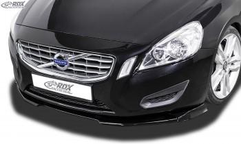RDX Frontspoiler VARIO-X VOLVO S60 / V60 2010-2013 Frontlippe Front Ansatz Vorne Spoilerlippe