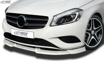 RDX Frontspoiler VARIO-X für MERCEDES A-Klasse W176 (2012-2015) Frontlippe Front Ansatz Vorne Spoilerlippe