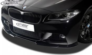 RDX Frontspoiler VARIO-X BMW 5er F10 / F11 M-Technik -2013 Frontlippe Front Ansatz Vorne Spoilerlippe