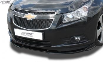 RDX Frontspoiler VARIO-X CHEVROLET Cruze 2009-2012 Frontlippe Front Ansatz Vorne Spoilerlippe