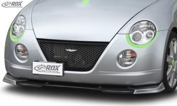 RDX Frontspoiler VARIO-X DAIHATSU Copen Frontlippe Front Ansatz Vorne Spoilerlippe