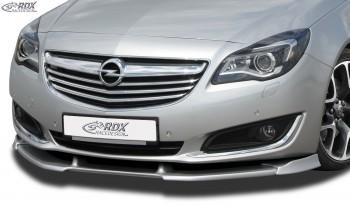 RDX Frontspoiler VARIO-X OPEL Insignia (2013+) Frontlippe Front Ansatz Vorne Spoilerlippe