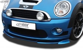 RDX Frontspoiler VARIO-X MINI R56 / R57 (für Fahrzeuge mit Hypersport Aerodynamik-Kit) Frontlippe Front Ansatz Vorne Spoilerlippe