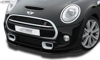 RDX Frontspoiler VARIO-X MINI Cooper S F55/F56/F57 2014+ Frontlippe Front Ansatz Vorne Spoilerlippe