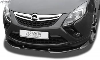 RDX Frontspoiler VARIO-X OPEL Zafira Tourer 2011+ OPC-Line Frontlippe Front Ansatz Vorne Spoilerlippe