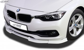RDX Frontspoiler VARIO-X für BMW 3er F30 2015+ Frontlippe Front Ansatz Vorne Spoilerlippe