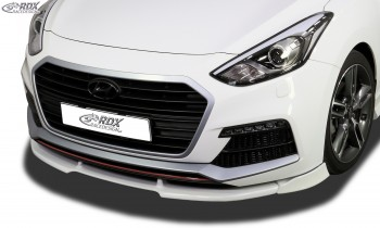 RDX Frontspoiler VARIO-X HYUNDAI i30 Turbo GD (incl Coupe) Frontlippe Front Ansatz Vorne Spoilerlippe