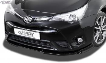 RDX Frontspoiler VARIO-X für TOYOTA Avensis T27 2015+ Frontlippe Front Ansatz Vorne Spoilerlippe