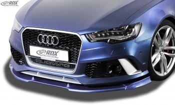 RDX Frontspoiler VARIO-X AUDI RS6 4G C7