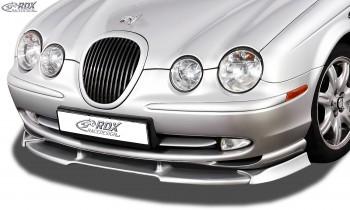 RDX Frontspoiler VARIO-X JAGUAR S-Type 1999-2004 Frontlippe Front Ansatz Vorne Spoilerlippe