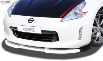 RDX Frontspoiler VARIO-X NISSAN 370Z 2013+ Frontlippe Front Ansatz Vorne Spoilerlippe