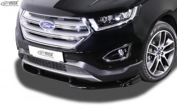 RDX Frontspoiler VARIO-X FORD Edge 2 Titanium / Trend 2015+ Frontlippe Front Ansatz Vorne Spoilerlippe
