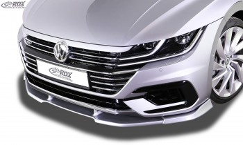 RDX Frontspoiler VARIO-X VW Arteon R-Line Frontlippe Front Ansatz Vorne Spoilerlippe