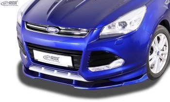 RDX Frontspoiler VARIO-X FORD Kuga Individual / ST-Line 2013-2016 Frontlippe Front Ansatz Vorne Spoilerlippe