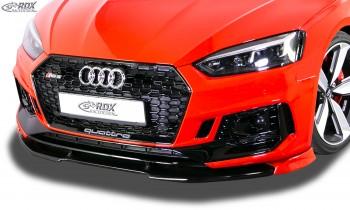 RDX Frontspoiler VARIO-X für AUDI RS5 (F5) Frontlippe Front Ansatz Vorne Spoilerlippe